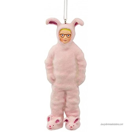 Hallmark Christmas Ornaments A Christmas Story Ralphie in Bunny Suit Ornament